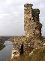Губків - руїни замку.JPG