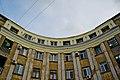 Дом Шумилова, 16. Полукруглая стена.jpg