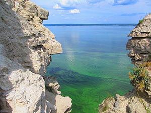 Kamsko-Ustyinsky District - A cave system, a protected area of Russia, in Kamsko-Ustyinsky District