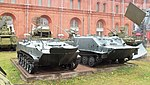 Командно-штабные машины в артиллерийском музее — 3.JPG
