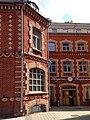 Кондитерский магазин при фабрике Большевик в Москве. Боковой фасад со стороны главного производственного корпуса.jpg