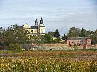 Polonne City in Khmelnytskyi Oblast, Ukraine