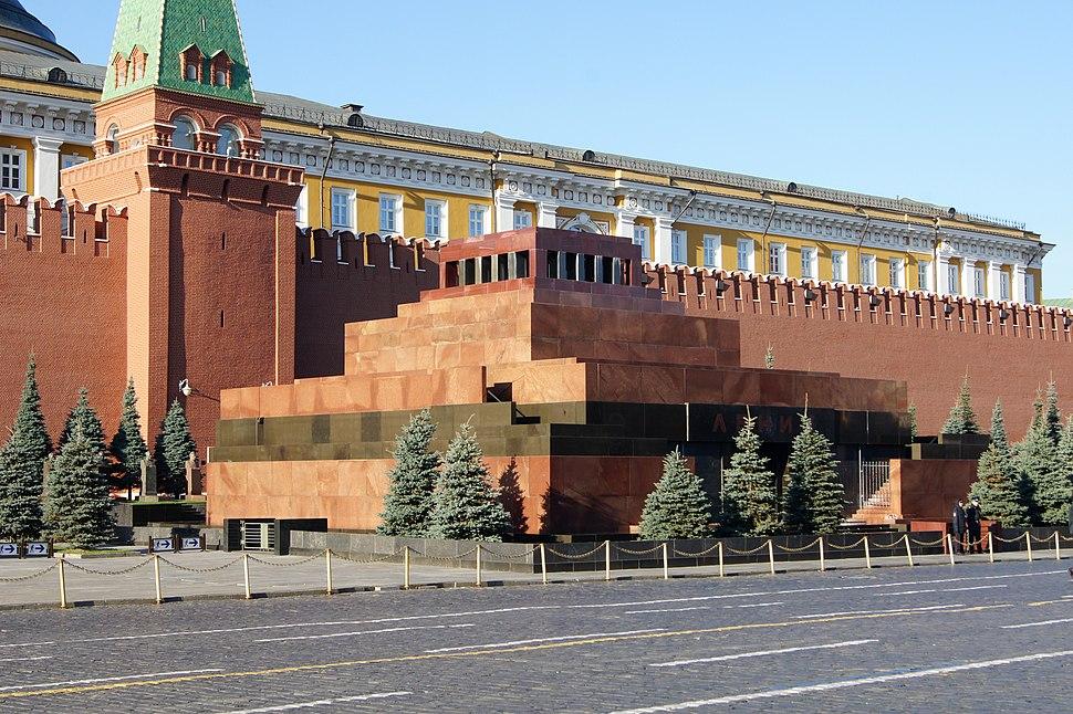 Мавзолей Ленина 01