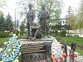 Меморіальний комплекс пам'яті воїнів України, полеглих в Афганістані, вул. Лаврська.jpg
