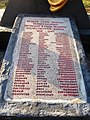 Пам'ятник загиблим воїнам - односельцям, надгробок, с. Мар'янівка, Більмацький р-н, Запорізька обл.jpg