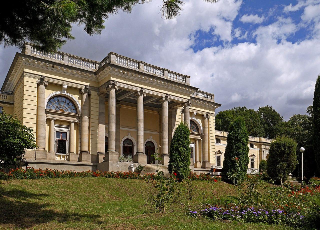 Дворец Щербатовых