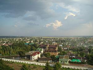 Pochaiv - Image: Почаевская Лавра 19