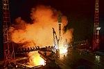 Пуск ракеты-носителя «Союз-2» с космодрома Плесецк 2018-11-11.jpg