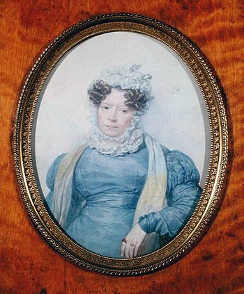 English: Portrait of Sophia Petrovna Svechina ...