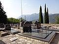 Свјетлопис дијела гробља код сербског прав. храма Рођ. Пресв. Богородице, Забрђе, Луштица.jpg