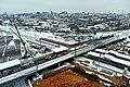 Строительство станции метро «Нижегородская» Некрасовской линии (декабрь 2018) 18.jpg