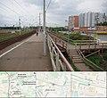 Строительство 4 главного пути Реутово - Железнодорожная (15006597268).jpg