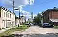 Тула, застройка Благовещенской улицы. Съемка летом.jpg