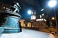 Храм Воскресения словущего на Успенском вражке вид с Брюсова.jpg