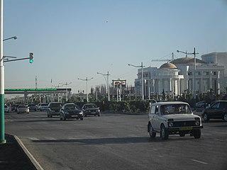 Türkmenabat Place in Lebap Province, Turkmenistan