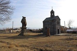 Mets Masrik Place in Gegharkunik, Armenia