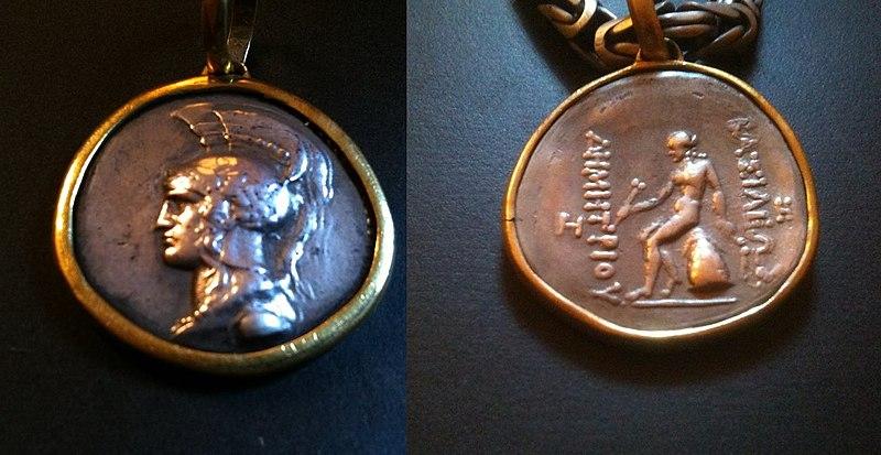 پرونده:سکه دیمتریوس یکم از مجموعه شخصی شهرام نگارشی.jpg