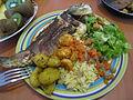 وجبة غداء بالوراطة المشوية.JPG
