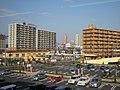 ロイヤルホームセンターから橋本駅方向を望む - panoramio.jpg