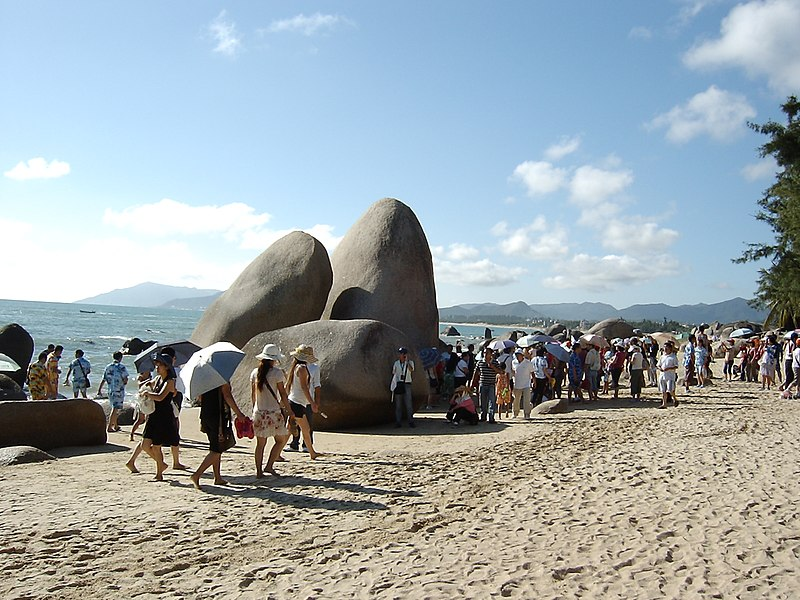 File:天涯海角 - panoramio.jpg