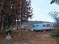 樽見鉄道とお地蔵さん - panoramio.jpg