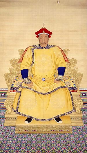 Paramount chief - Manchu Tribal Chief Nurhaci