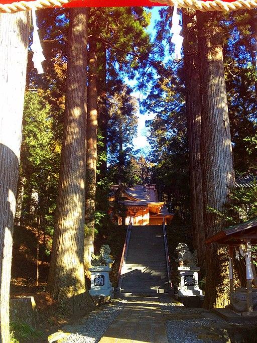 須山浅間神社himai1
