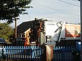 -2019-09-03 Waste collection lorry, Broadwood Close, Trimingham (1).JPG
