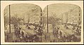 -Broadway with horse-drawn carriages- MET DP111354.jpg