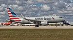02092018 American Airlines A319 N9006 KMIA NASEDIT (30449286818).jpg