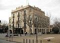 022 Ajuntament d'Olesa de Montserrat, pl. Fèlix Figueras i Aragay.jpg