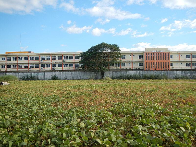 Virgen Milagrosa University Foundation Campus