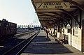 051. 1980-12. De Aar Station, platform 1 - SAR..jpg