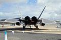 06-4115-AK Lockheed Martin F-22A-30-LM Raptor USAF (6485838445).jpg