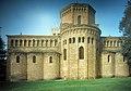 080 Museu d'Història de Catalunya, absis del monestir de Ripoll.JPG