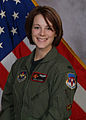 090416-f-3532a-001 1st Lt. Jessa Charron, T-6A instructor pilot with 33rd Flying Training Squadron & then 13th Fighter squadron F-16 Pilot.jpg