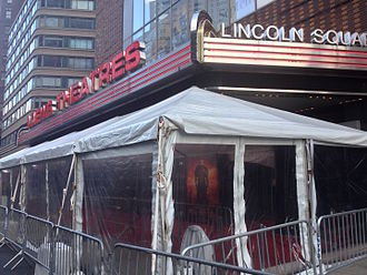 The Last Witch Hunter - The film's New York premiere was held at the Loews Lincoln Square on October 13, 2015.