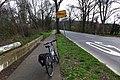 100 км Бенрат-Нойс-Дормаген-Кёльн-Леверкузен-Монхайм на Рейне-Бенрат. Географ-08.jpg
