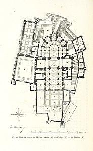 110 of 'Description de l'abbaye du Mont Saint-Michel et de ses abords, précédée d'une notice historique. (With plates.)' (11120017836).jpg