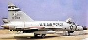 122d Fighter-Interceptor Squadron - Convair F-102A-75-CO Delta Dagger 56-1314