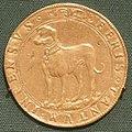 12 ducati d'oro di vincenzo II gonzaga, duca di mantova, 1627.JPG