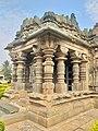 12th century Mahadeva temple, Itagi, Karnataka India - 127.jpg