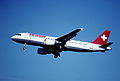 132ap - Swissair Airbus A320-214; HB-IJP@ZRH;12.05.2001 (5362872523).jpg