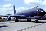 1505 KC135 USAF Fairford 22-07-91 (30123950504).jpg