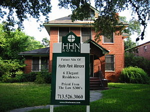 Neartown Houston - Residential property in Neartown