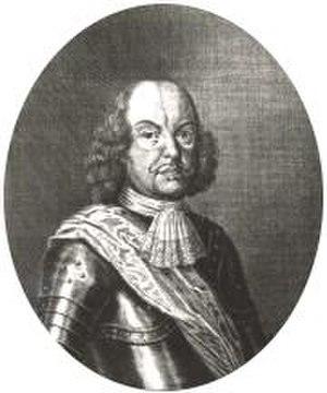 John VI, Prince of Anhalt-Zerbst - John VI, Prince of Anhalt-Zerbst
