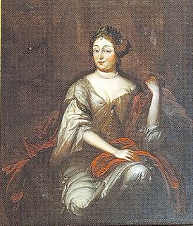 Anna Sophie of Saxe-Gotha-Altenburg German princess