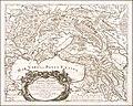 1684 map of Little Tartary by Giacomo Cantelli da Vignola.jpg