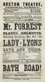 1848 LadyOfLyons BostonTheatre.png