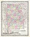 1855 Colton Map of Alabama - Geographicus - Alabama-colton-1855.jpg